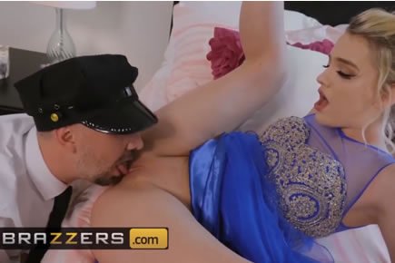 Pornósztár szex - Kenna James